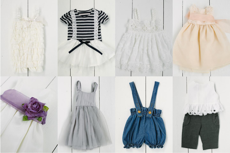 80サイズの女の子衣装