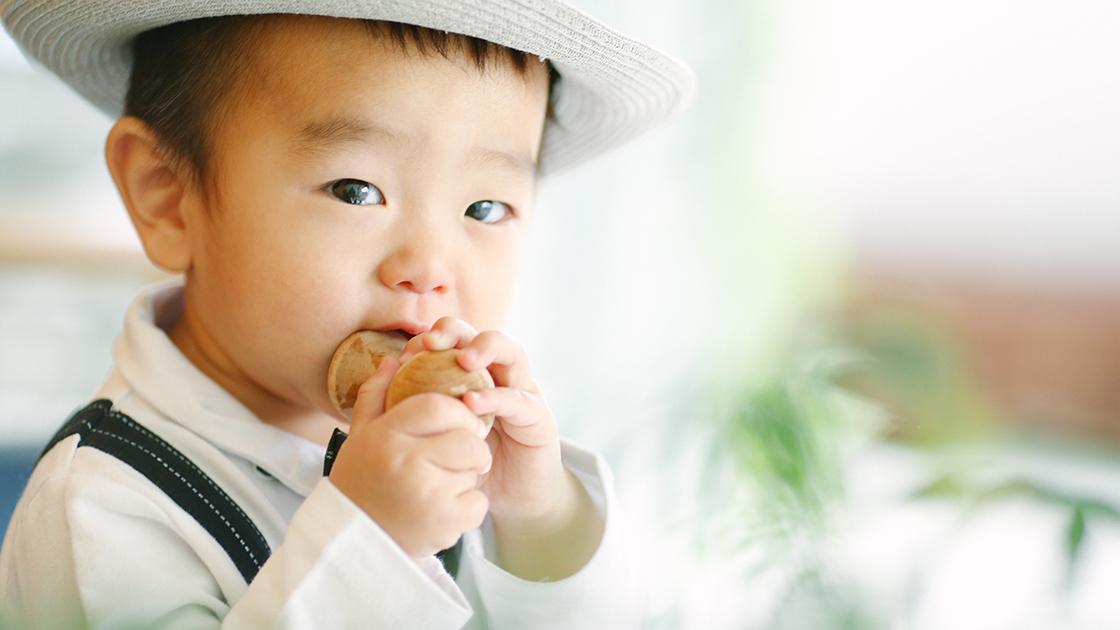 1歳の男の子(赤ちゃん)