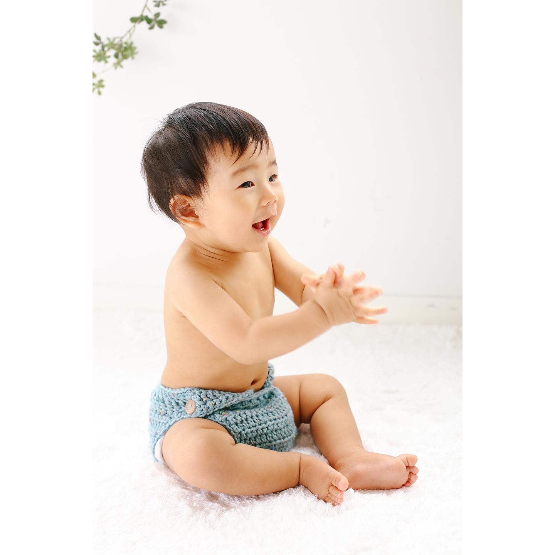 1歳の誕生日 赤ちゃん