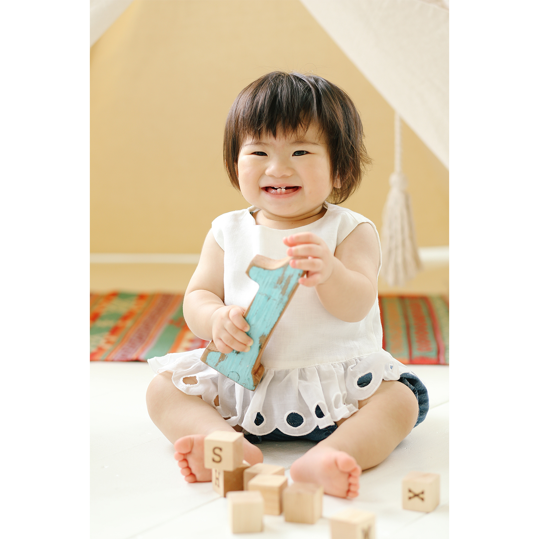 せいちゃんの1歳お誕生日記念