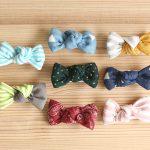 赤ちゃん用の可愛い蝶ネクタイが入ったよ〜う!