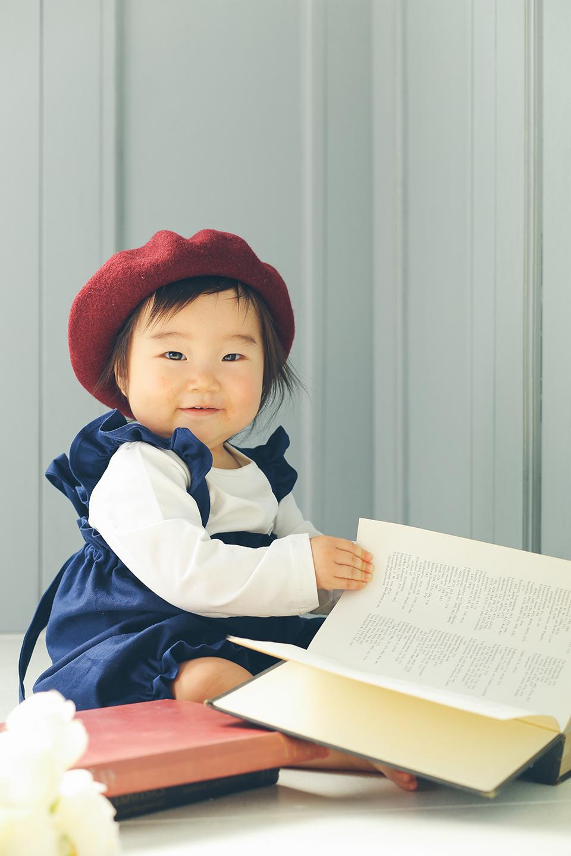 ひーちゃん1歳のお誕生日記念