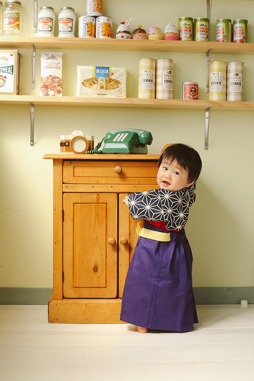 1歳用の着物